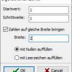 Screenshot FastRenamer Counter 2